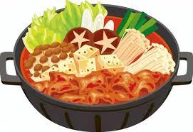 「キムチ鍋 イラスト」の画像検索結果