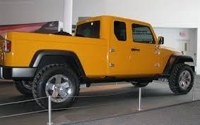 Jeep Gladiator 4-Door Pickup