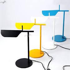 work desk lamp elegant modern office lamp led work modern 4 colors desk lamp bedroom study