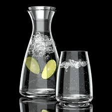 obj carafe glass water
