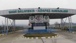 Balıkesirdeki Havaalanları