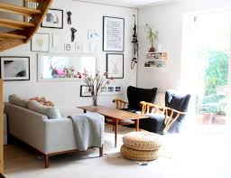 Rattan Living Room Chairs Decoration Living Room Set Scenic Scandinavian Design With Rattan