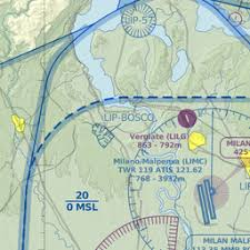 Limc Airport Charts Mxp Milan Malpensa 25 It Airport Great Circle Mapper