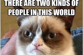 grumpy cat quotes frozen. Brilliant Cat There Are Two Kids Of People In This World Funny Grumpy Cat Meme Picture Inside Quotes Frozen C