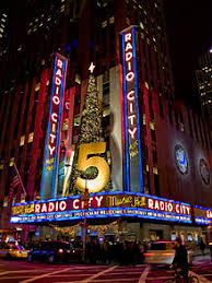 Radio City Music Hall New York Seating Chart Radio City Music Hall Wikipedia