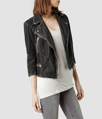 gallery women s cropped leather jackets
