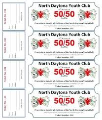 Draw Tickets Template Template Cash Raffle Ticket Template For Youth Club Draw Ballot