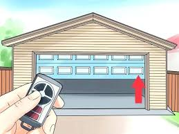 electric garage door opener repair garage door opener repair tips how to install a with pictures