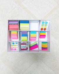 simply organized home office. My Other Favorite Completed Project Is This Post-it Note Box\u2026 Simply Organized Home Office