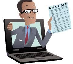 Resume Transparent PNG Image