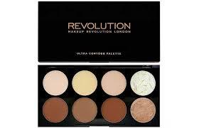 best contour kits 9 makeup revolution ultra contour palette pinit
