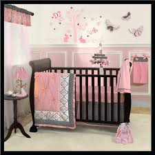 black and pink nursery bedding sets nursery lovely pink crib bedding pink and black black white