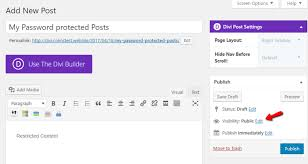 How to Set Up Password Protected Site Areas in WordPress   Elegant ...