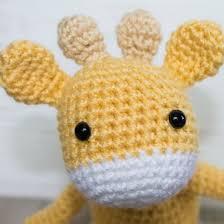Crochet Giraffe Pattern Classy Free Crochet Mini Giraffe Pattern Craftgawker