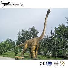 brachiosaurus size fiberglass brachiosaurus life size animal model for jurassic theme