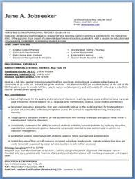 Elementary School Teacher Resume | Pinterest | Teaching Resume ...