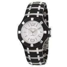 concord men s watches shop the best deals for 2017 concord men s saratoga black stainless steel swiss quartz watch