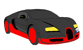 Pixel art gallery pixel art subreddit. Pixilart Bugatti Veyron From Forza Horizon By Unnamedracing