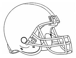 Small Picture Football Helmet Coloring Pages coloringsuitecom