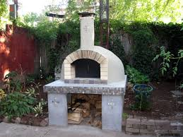 ilration for article titled how to build a wood fired pizza oven in your backyard
