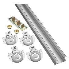 image of bypass door hardware