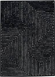 black and white rug cilotattoo me black and white rug striped nz