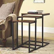 Carolina Forge <b>3</b>-<b>Pc</b>. Madison <b>Nesting Tables</b> - stepun ciprut8342