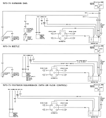 repair guides wiring diagrams wiring diagrams autozone com 3 engine wiring schematic 1970 74 type 1 and 1970 73 type 3 air flow control models