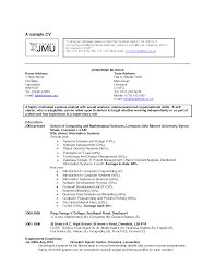 Resume Interests Section special interests and hobbies Tolgjcmanagementco 48