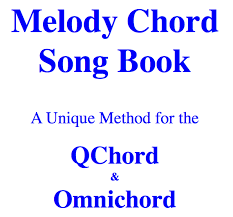 God Bless America Chord Chart Melody Chord Music For Qchord And Omnichord Welcome To Pops