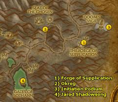 s alliance mount hyjal guide at the forge of supplication turn in your quests get speech writing for dummies