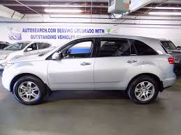 2007 Used Acura MDX MDX Tech. Pkg. AWD at Automotive Search Inc ...