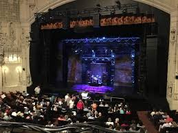 Orpheum Theatre San Francisco Section Loge Rc Row A