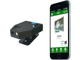 myq garage door controller chamberlain garage door opener new universal smartphone garage door controller best choice
