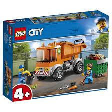 <b>Конструктор LEGO</b> City Great Vehicles <b>Мусоровоз</b> - <b>60220</b> ...
