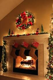 Christmas Decorations For Fireplace Mantel diy fireplace mantel christmas  decorations most beautiful modern home