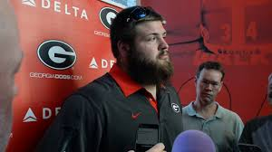 Ben Cleveland Uga Depth Chart Ben Cleveland Talks About His Road Back From Injury Last Season