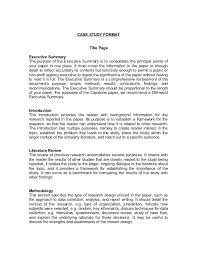 case study format royal essay case study format