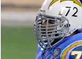 harry swayne s custom made helmet from 1994 nfl pinterest