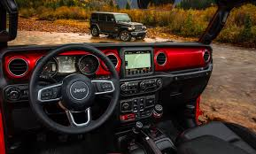 2011 Jeep Wrangler Gear Ratio Chart Jeep Wrangler Jk Vs Jl The Obvious And Not So Obvious