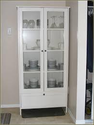 curio cabinets ikea detolf glass door cabinet
