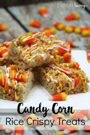 thanksgiving rice krispie treats. Fine Thanksgiving Yummy Candy Corn Rice Crispy Treats Recipe Perfect Fall Recipe With Candy  Corn Royal In Thanksgiving Krispie T