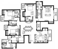 marvelous big house floor plan home design ideas floor plans for a big big