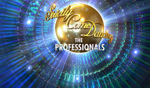 Strictly Come Dancing 'The Professionals'  Notts