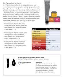 Color Royale Hair Colour Chart Colour Royale Toner Instructions