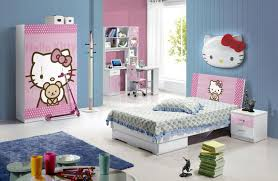 hello kitty bedroom furniture. blue hello kitty bedroom image source aeshley furniture