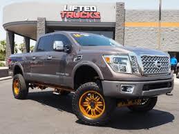 lifted nissan trucks. Fine Nissan 2016 Nissan Titan XD Platinum Reserve Truck Crew Cab In Lifted Trucks