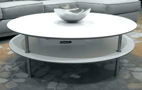round white coffee table round coffee tables with storage image of white round coffee table square