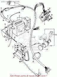 Honda ct90 trail k1 usa wire harnessbattery bighu0075f2418 7cbfng diagram 1978 cb750 wiring symbol free diagrams