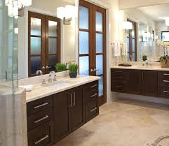 vanity cabinets for bathrooms. Bathroom: Cool Best 25 Dark Wood Bathroom Ideas On Pinterest Decorative Stones Cabinet From Unique Vanity Cabinets For Bathrooms